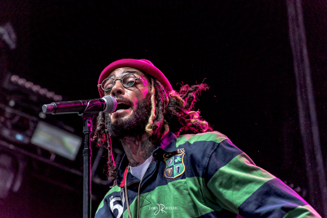 Gym Class Heroes • Photos by James Roellig